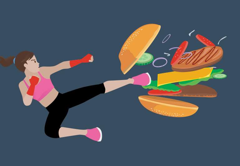 Weight Loss Tips, Capsaicin & Curb Cravings